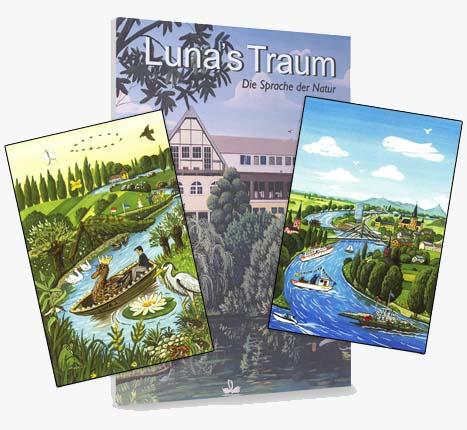 Lunas Traum Cover